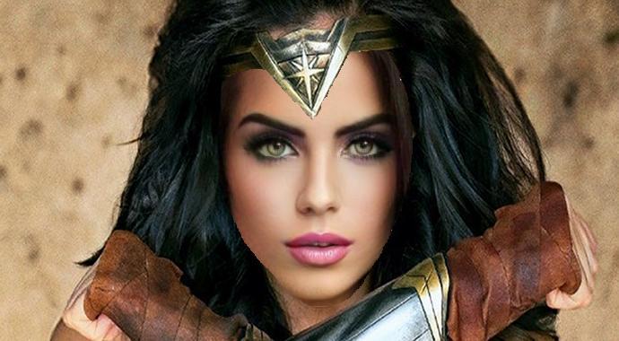 Como você seria se fosse a Mulher Maravilha?