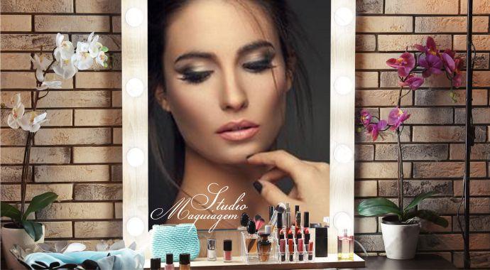 Studio de Maquiagem Online! Sua Make Perfeita.