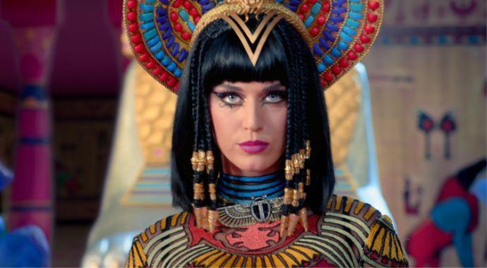 Como seria seu visual de Cleópatra?