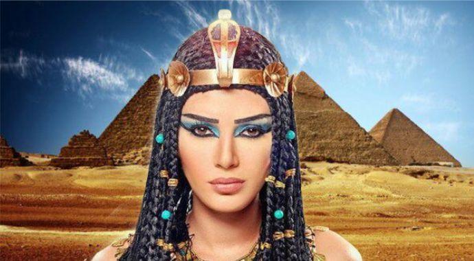 Faça sua Make de Cleopatra e fique lindo como um rainha do Egito!