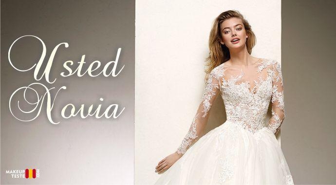 ¡Descubre cómo te quedas vestida de Novia!