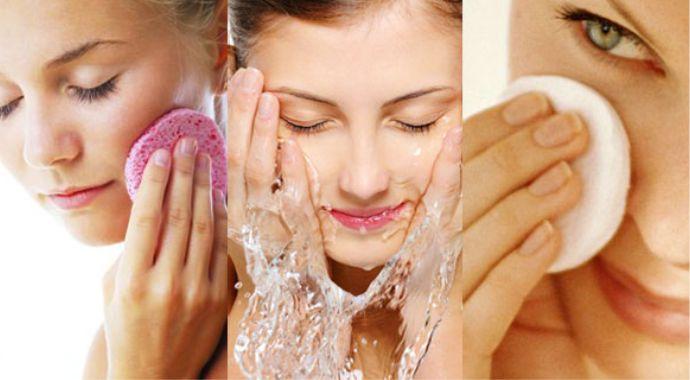 Como lavar o rosto de forma adequada