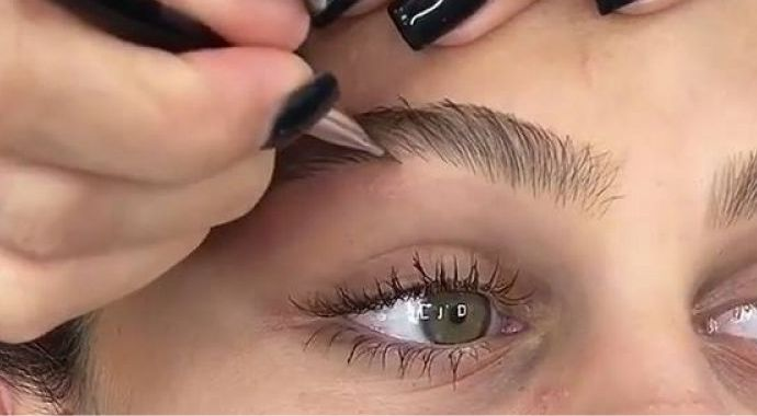 Como obter sobrancelhas perfeitas